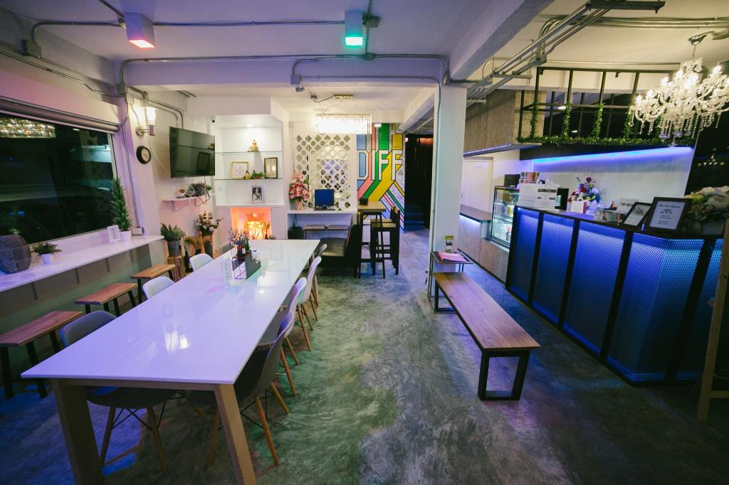 hostels in siam bangkok